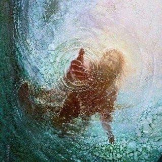 Matthew 14 Jesus saves us