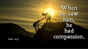 Luke 10 compassionate love