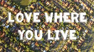 Luke 10 love where you live