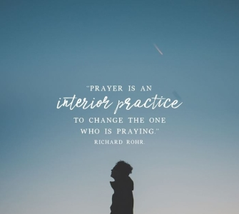 Luke 11 prayer changes the one praying