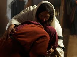 Luke 13 Jesus heals a woman