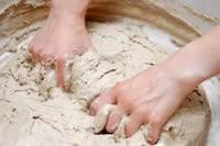 Luke 13 making bread