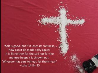 Luke 14 34