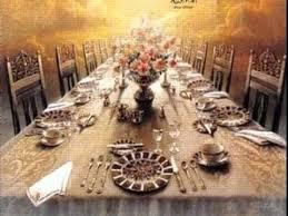 Luke 14, table