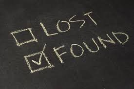 Luke 15 lost and now found