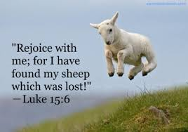 Luke 15 rejoice with me
