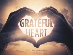Luke 17 grateful heart