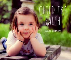 Luke 18 little girl
