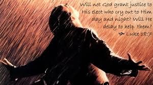 Luke 18 pray always