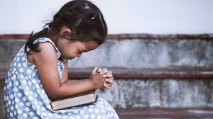 Luke 18 prayer like a child