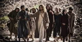 John 1 Jesus and disciples