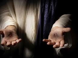 John 3 Jesus hands