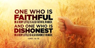 Luke 19 faith