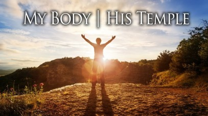 Luke 19 my body his temple