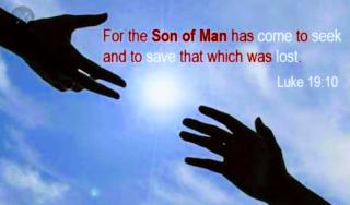 Luke 19 seek and save
