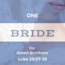 Luke 20 bride