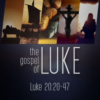 Luke 20 gospel