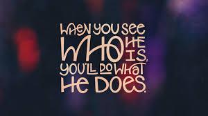 Luke 20 see Who