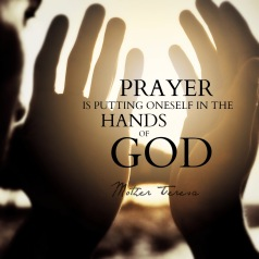 LUke 22 prayer is