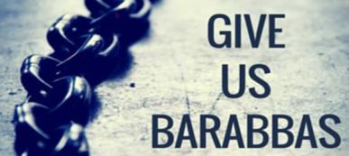 Luke 23 Barabbas