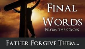 Luke 23 final words