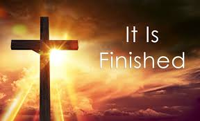 Luke 23 it is finished