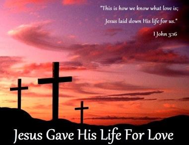 Luke 23 what love is