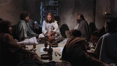 Luke 24 eating with