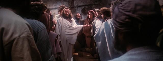 Luke 24 Jesus appears with them
