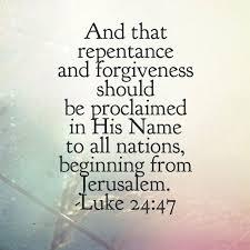 Luke 24 proclaim
