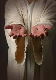 Luke 24 the scars