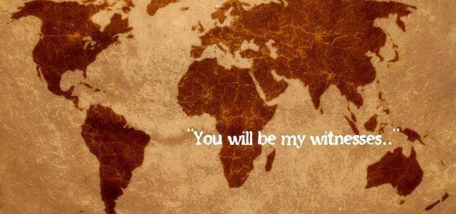 Luke 24 world witnesses