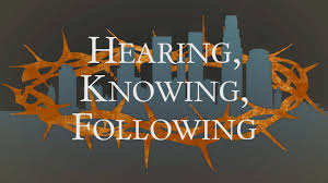 John 10 hearing