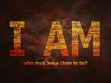 John 10 I AM Jesus