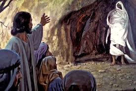 John 11 come out