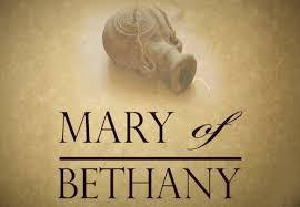 John 12 Mary of Beth