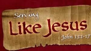 John 13 like Jesus