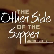 John 13 supper