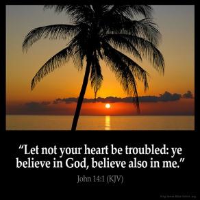 John 14 believe