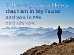 John 14 I AM in you