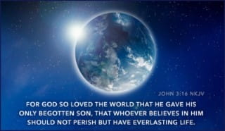 John 3 the world