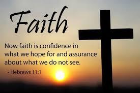John 4 faith confidence