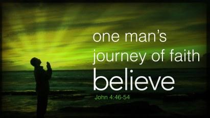 John 4 one man
