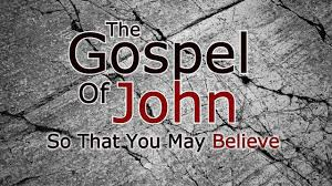 John 7 believe