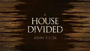 John 7 divided