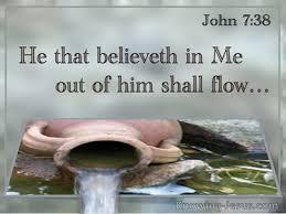 John 7 flow
