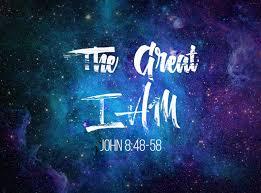 John 8 the great I am