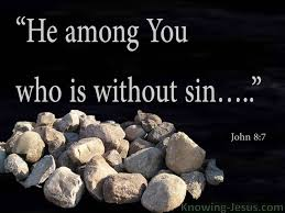 John 8 without sin