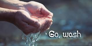 John 9 go wash