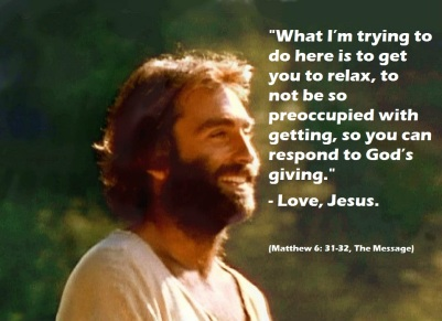 Matthew 6 God's giving